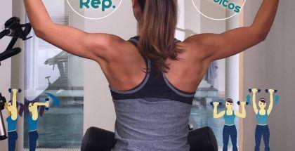 Rutina espalda y brazo