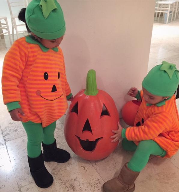 Halloween sin azucar!